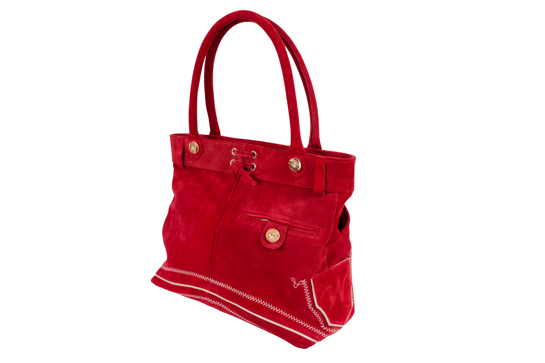 Lederhosentasche-Trachtentasche-Rosi-rot 3